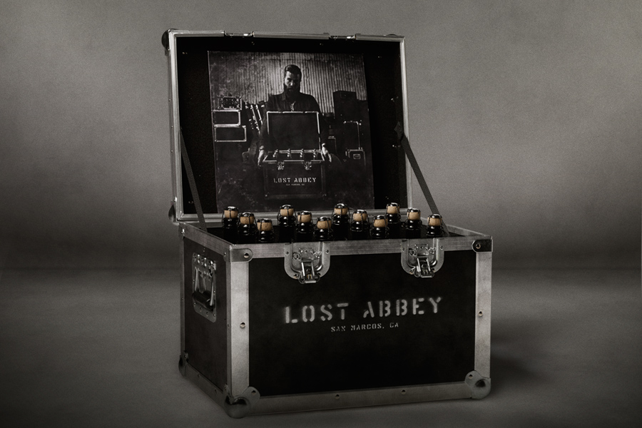 Lost Abbey Ultimate Box Set - Open